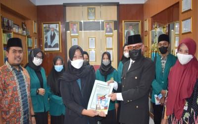 MTs Serba Bakti Sambut Guru PPL IAILM Suryalaya